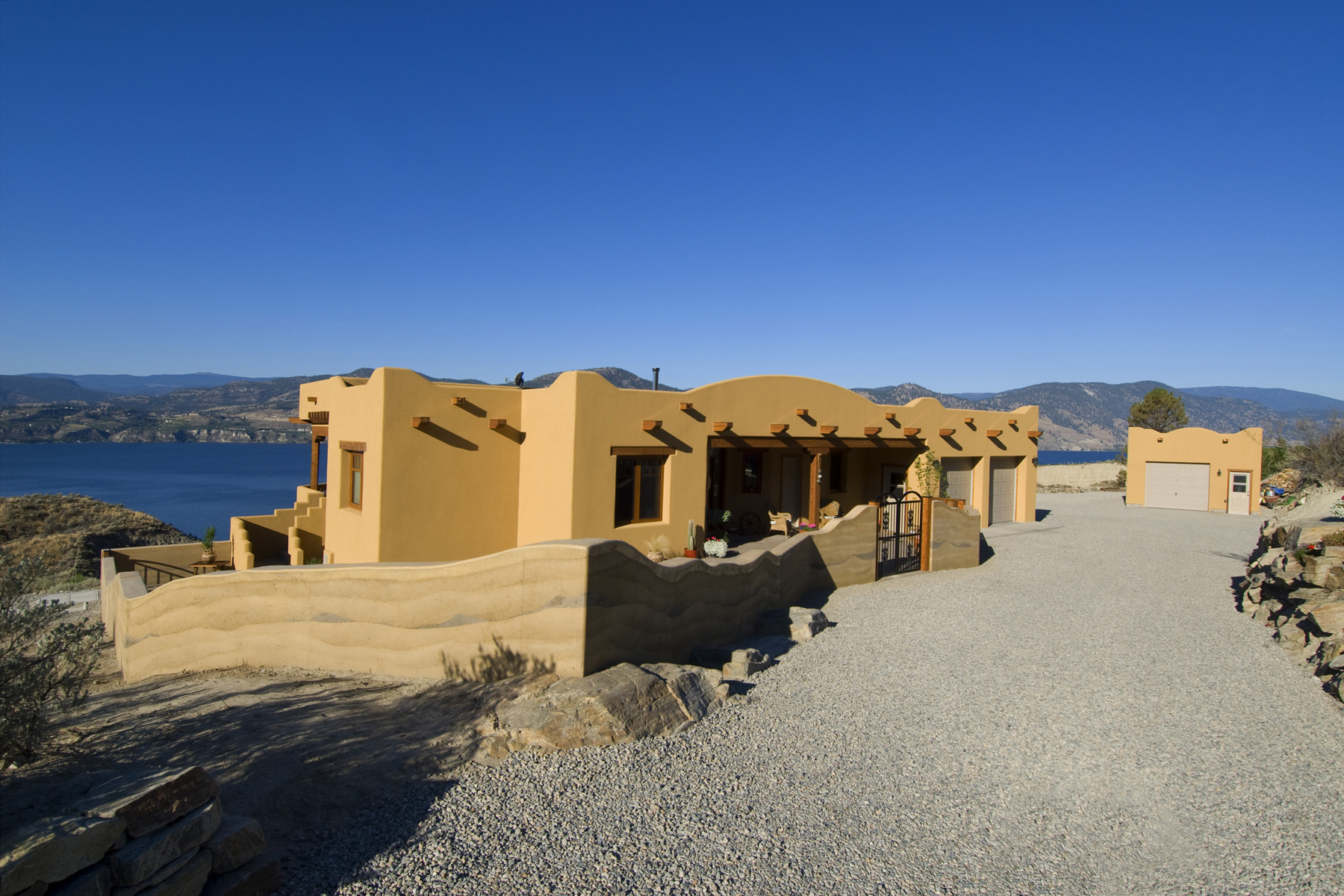 Tiny Adobe House Style House Design And Decorating Ideas